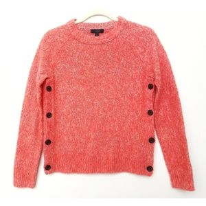 NWT J. Crew 100% Brushed Lambswool Cropped Sweater
